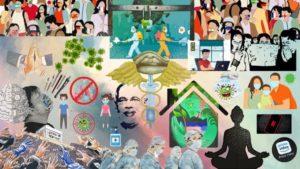 अंतराष्ट्रीय ऑनलाइन आर्ट प्रदर्शनी