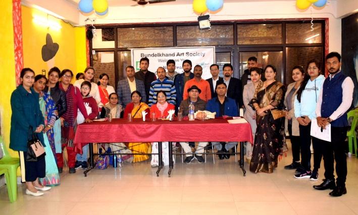 Membership program of Bundelkhand Art Society