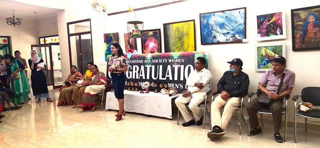 Manu 2- international women artist exhibition