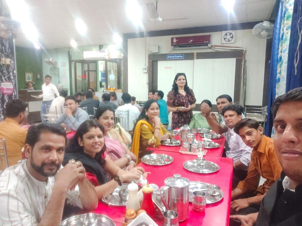 New Year Celebration & Anual Members Meeting